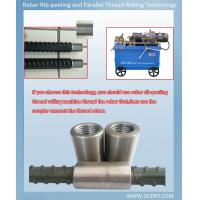 OCEPO Rebar Threading Machine match Rebar coupler could customize competitive price