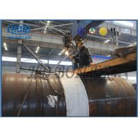 Quality 100mm Thickness Produce Superheatered And Saturated Steam Natural Circulating Type wholesale