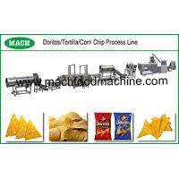 Quality Corn Chips/Tortilla/Doritos Process Line 304 stainless steel automatic snacks food processing machinery wholesale