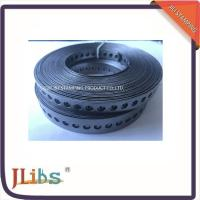 Quality Wood  Plumbers Tape Metal Punched Perforated Metal Strap / Steel Fixing Band wholesale