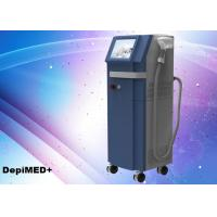 Quality 808nm Diode Laser Hair Removal Machine 800W High Power 10-1500ms Pulse Duration wholesale