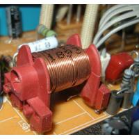 7uH High flux magnetic inductor for car audio