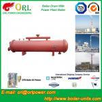 Quality Low Pressure Boiler Mud Drum CFB Boiler Spare Part ASTM Certification wholesale