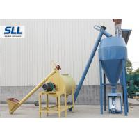 Easy Operate Dry Mixing Equipment , Dry Mixer Machine Less Space Demand