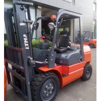 Quality Container Handling Equipment 3 Ton Boom Forklift With 4500mm Triplex Mast wholesale