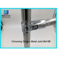 Quality Chrome Plated Metal Joint Anti-static For ESD Creform Pipe Workbench HJ-1D wholesale