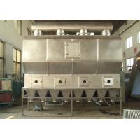 Quality Horizontal Type Powder Drying Equipment , Industrial Dryer Machine For WDG Line wholesale