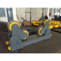 Quality 3kw VDF Control Pipe Turning Rolls Pipe Welding Stands For Tube wholesale