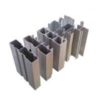 Quality Electrophoresis Aluminum Door Extrusions wholesale