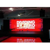 Best High Refresh Rate Concert LED Screens Hire , SMD2121 Outdoor Full Color LED Display wholesale