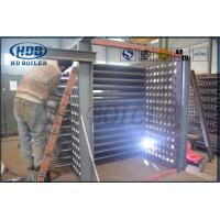 Quality Spiral Type H Type Fin Tubes Boiler Economizer ASME For Circulating Fluifized Bed Boiler wholesale