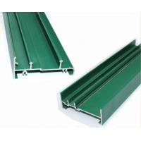 Quality 6063 6063A 6060 6061 Extruded Aluminum Profiles With Different Surface Processing wholesale