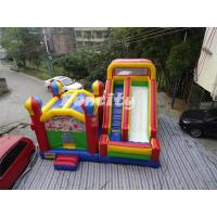 Best CE Colorful Inflatable Castle Bouncer For Outdoors Playing With Customized Size wholesale