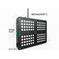 480w APP Control Wireless Led Grow Light , Indoor 5w Double Led Chips Plant Grow Light