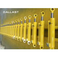 Double Acting Earring Customized  Long Stroke Arm Hydraulic Cylinder for Crane