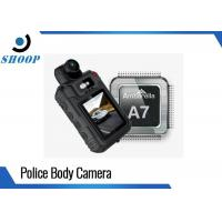 Quality Infrared HD Night Vision Body Camera , Small Police Body Worn Cameras wholesale