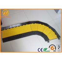 """Best 5-Channel Guardian Cable Protector Ramp For 1.5"""" Diameter Cables wholesale"""