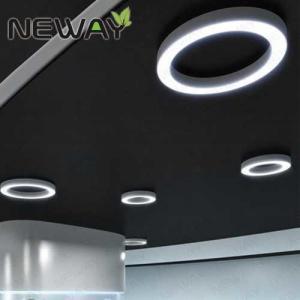 Modern circle surface mounted modern Led Ceiling Lights Modern led suspended ceiling light for hotel