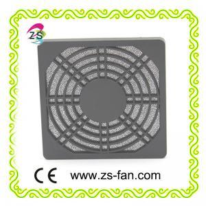11cm Plastic fliter fan guard, 110mm plastic fliter guard for cooling fan parts