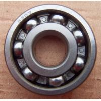 6302 2Z Steel Cage Deep Groove Ball Bearings Single Row ABEC-7 / ABEC-5