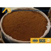 60% Protein Cattle Feed Additives / Animal Feed Supplement Brown Powder