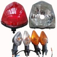 Quality Titan 150 Motorcycle Led Running Lights , Motorcycle Led Turn Signals For Brazil Motorbike wholesale