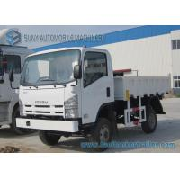Buy cheap 5 T ISUZU 4x2 Small Dump Truck All Hand Driver 139 kw / 190 hp from wholesalers