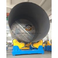 Quality Self Adjustment Pipe Welding Rotator With  PU Wheels 80 Ton Loading Capaicty wholesale