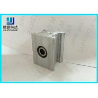 Quality AL-6C Double Metal Tube Connectors Aluminum Tubing Fitting Silvery Joints wholesale