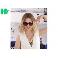 Quality Wholesale Cheap Fashionable Attractive Design Two Tone Color Synthetic Wigs wholesale
