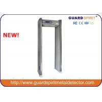 Quality 18 Zone  Electronic Door frame Metal Detector / Walk Through metal detection For security wholesale