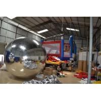 Buy cheap Gaint PVC Inflatable Advertising Balloons Mirror Ball Customized Made from wholesalers