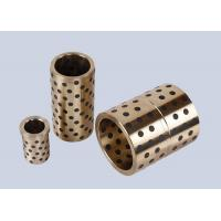 Solid Lubricant  Casting Bronze Bushing Bearing For Machine Tools