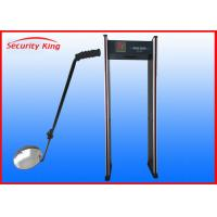 Best 6 Zones Walk Through Security Metal Detectors For Concealed Weapon XST-A2 wholesale