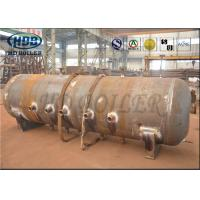 Quality ASME Standard Produce Superheatered And Saturated Steam Boiler Drum 100mm Thickness wholesale