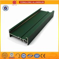 Quality Powder Coated 6005 6005A Aluminum Alloy Profiles / Heat Transfer Plates wholesale
