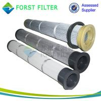 Best FORST Industrial Antistatic Filter Material Pleated PTFE Filter Bag wholesale