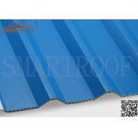 Quality 20 Years Guarantee ASA Plastic Roof Sheets With 930mm Profile wholesale