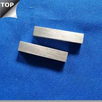 Electrical Industry Silver Tungsten Alloy , Silver Tungsten Carbide Plate