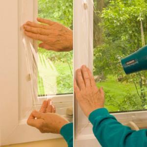 Window Insulation Film Kit