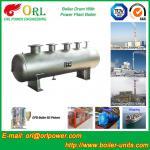 Quality TUV Standard Power Station Boiler Mud Drum Boiler Unit With Heat Pump wholesale