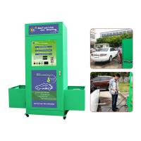 Quality High Pressure Spray Water Gun Automatic Car Washing Machine Outdoor 1300 - 2500W Water Pump Power wholesale