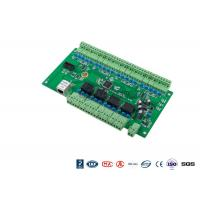 Time Attendance Access Control System , TCP / IP Interface Access Control Board