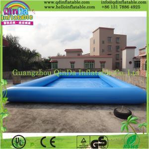 Guangzhou QinDa Inflatable Pool above ground pool