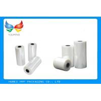 Quality Liquid Bottles Packing Pvc Shrink Wrap Film with Excellent Sealing Under High Speed wholesale