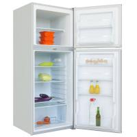 Quality Plastic 343L Kitchens Double Door Refrigerator R600A / Energy Saving Refrigerator wholesale