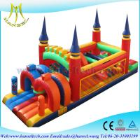 Hansel fun outdoor play equipment,obstacle sport game for kids in the park