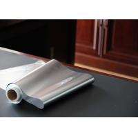 Standard Aluminium Foil Roll Protecting Food In The Freezer 100 M Length 0.009 mm Thickness