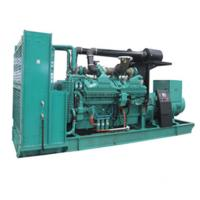 Quality 410 Kva Volvo Engine Open Type Diesel Generator Silent Type Water Cooled Rust Corrosion wholesale