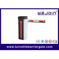 Best LED Boom Barrier with LED Housing for Toll Station and Car Parking System wholesale